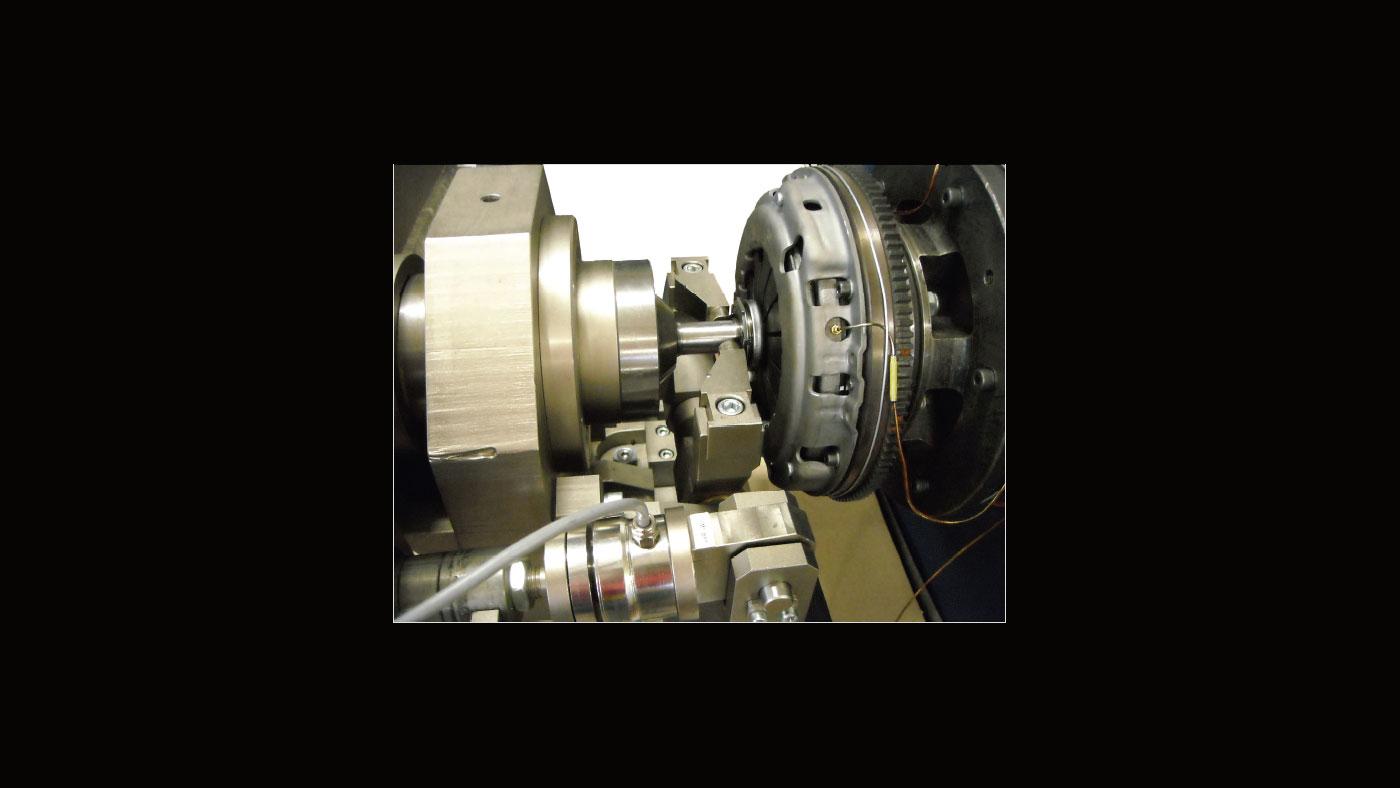 CLUTCH machine tests - TecSA