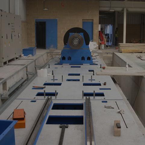 TECSA retrofit e upgrade di banchi prove freni