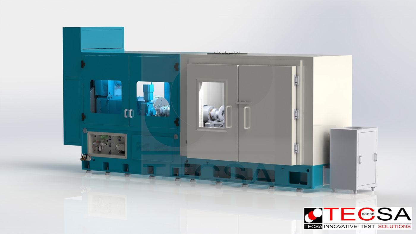 Dinamometro TecSA MD50