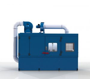 Impianti prove freni: linea di prodotti TecSA