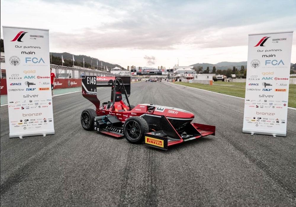 Braking systems for racing sector: TecSA is SIlver Sponsor of the racing team of the Polytechnic University of Turin