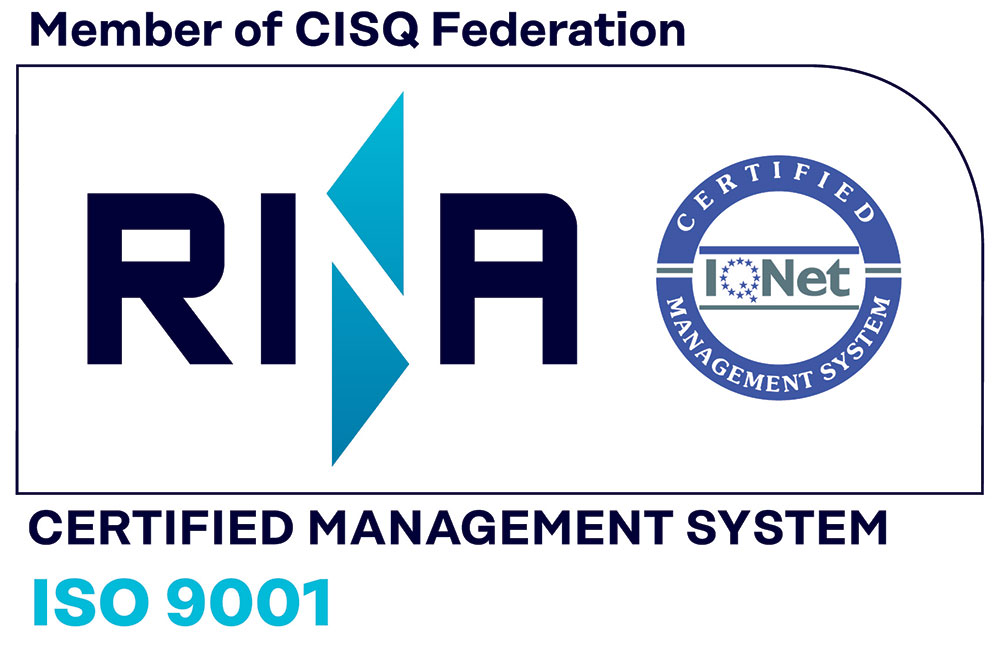 ISO 9001:2015 证书 - 制动设备测试器 根据客户要求的定制化解决方案