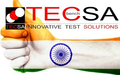 New technical service center in India for brake testers