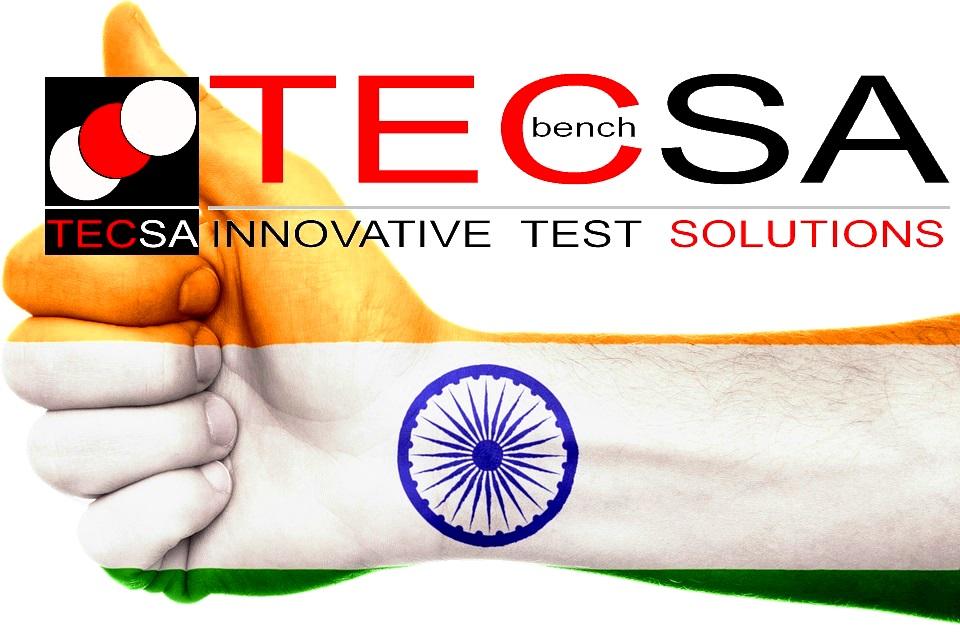 TecSA在亚洲的业务持续增长–在印度为制动领域提供新的技术服务中心