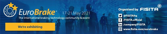 TecSA will participate as Exhibitor at EuroBrake 2021