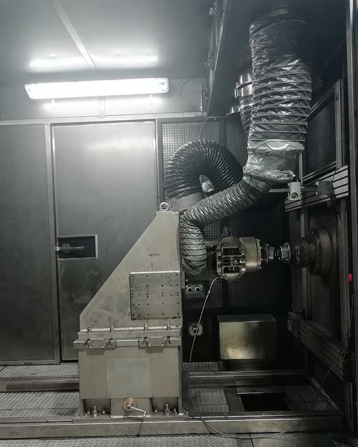 顶级的用于刹车片测试的台架型号 TecSA
